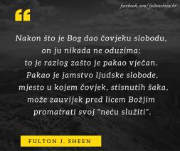Fb/Nadbiskup Fulton J. Sheen