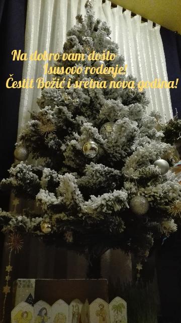 Čestit Božić