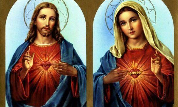 Presveto Srce Isusovo – devetnica i krunica