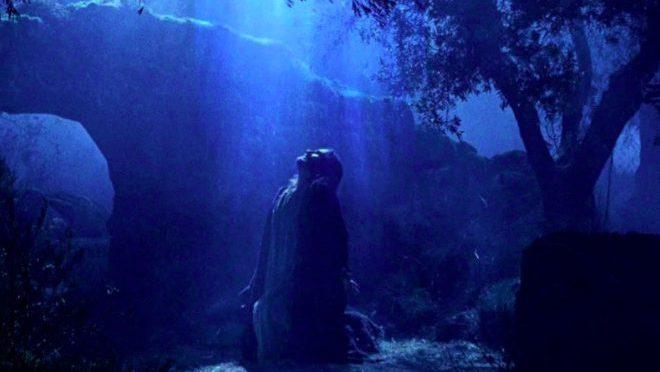 Getsemanska ura – kontemplacija